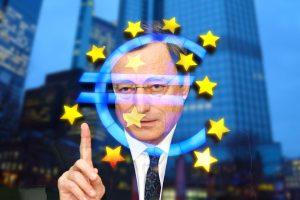 El euribor hoy está bajo gracias a Mario Draghi, presidente del BCE