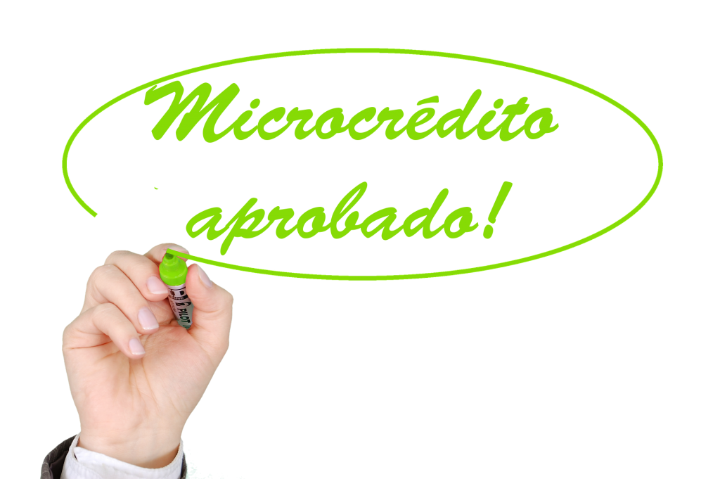 Microcréditos para afrontar gastos ineludibles