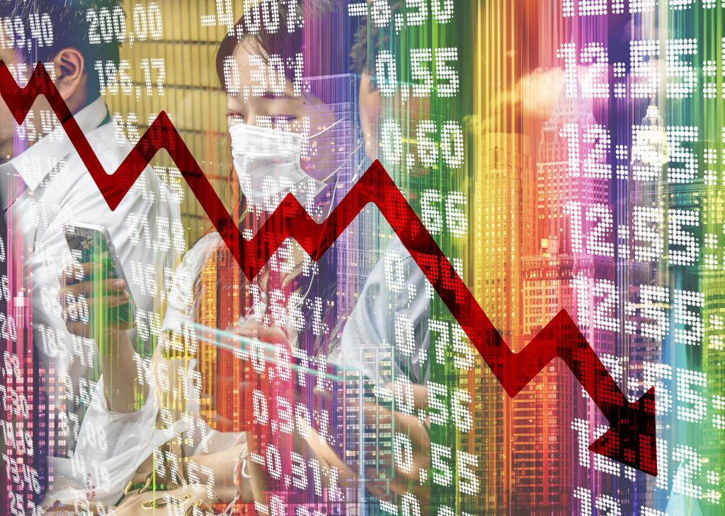 Subida y caida del Euribor por la crisis económica provocada por la pandemia del Covid-19